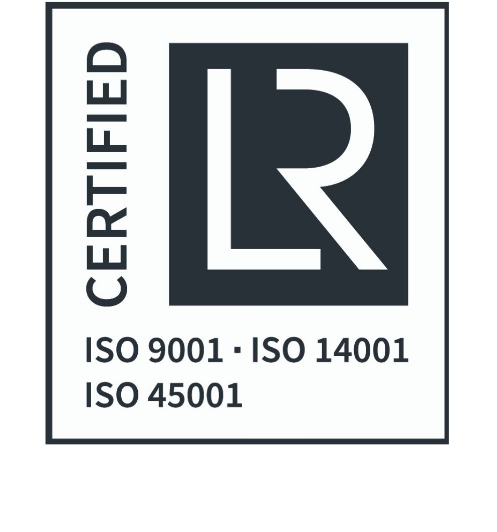 Certificado ISO 9001- ISO 14001- ISO 45001 UKAS